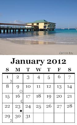 2012 pictorial calendar bajan proverbs bimages barbados